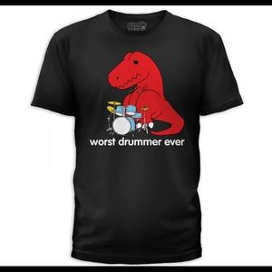 Goodie Two Sleeves T-Rex Shirt